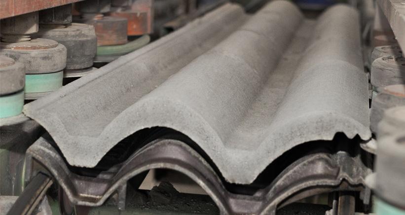 desmoldantes para telhas de concreto